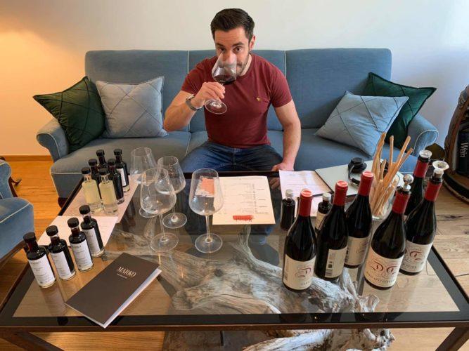 Carnuntum Weinverkostung